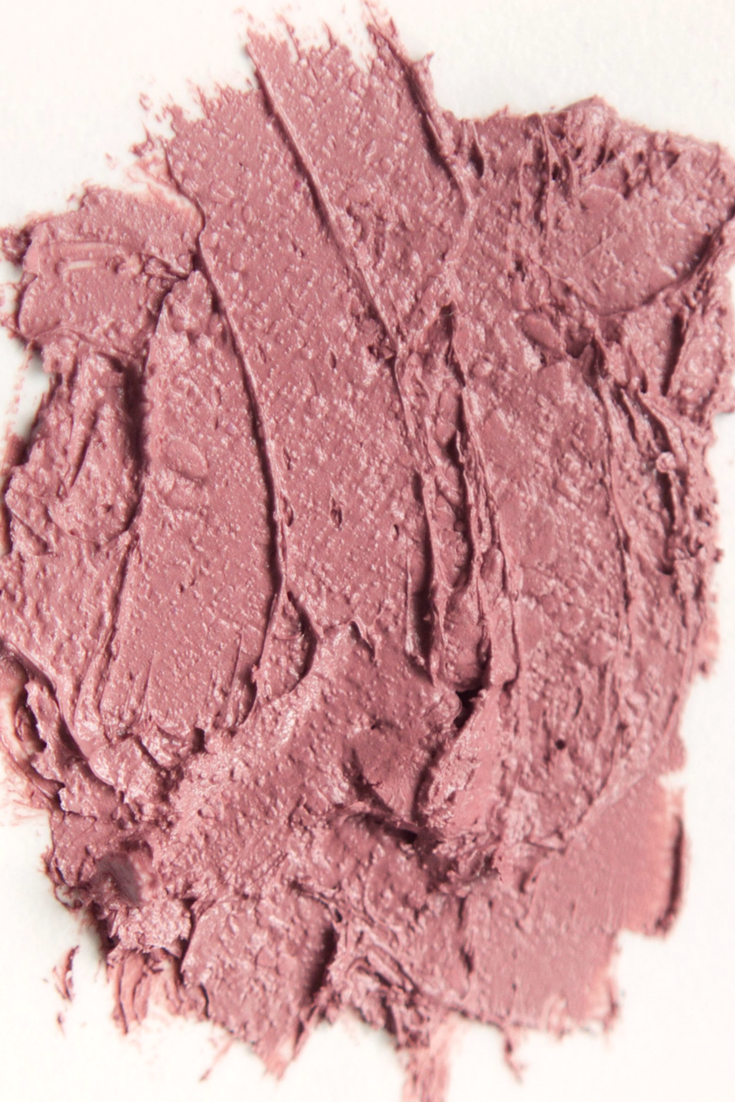Aromi Rosy Nude Lipstick Swatch