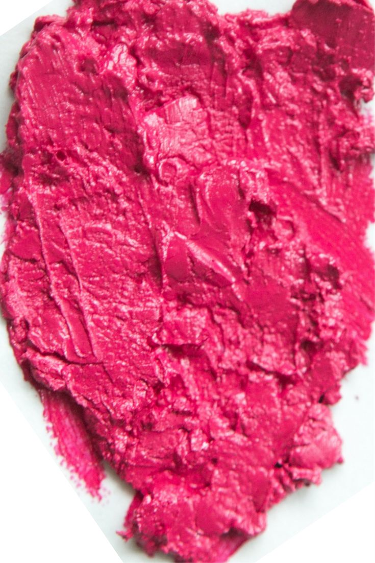 Aromi Wildberry Lipstick Swatch