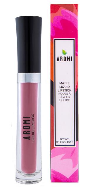 Aromi Berry Nude Matte Liquid Lipstick