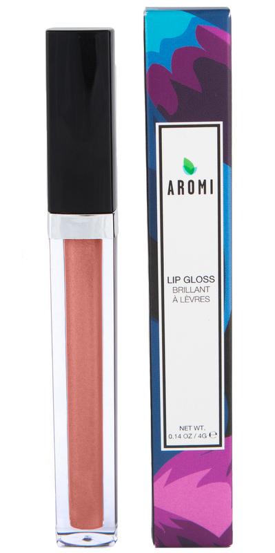 Aromi Brown Sugar Lip Gloss