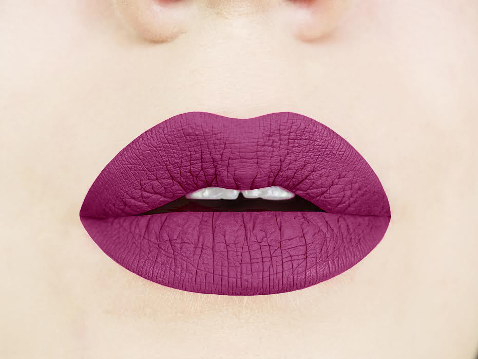Merry Mulberry Lip Swatch