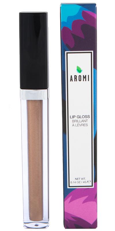 Aromi Nude Lip Gloss