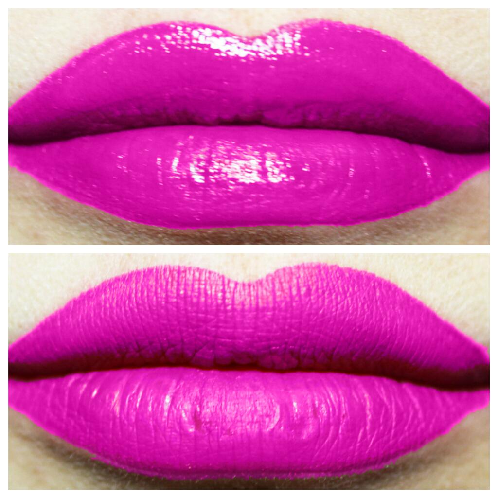 pink peonies liquid lipstick