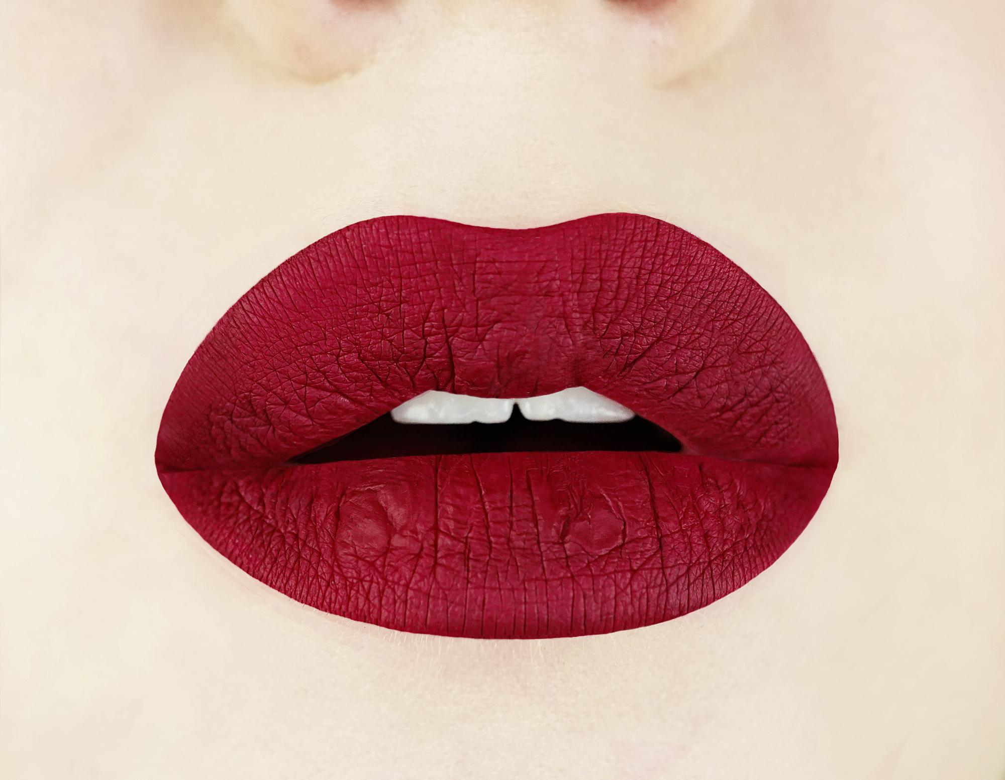 Red Dahlia Matte Liquid Lipstick