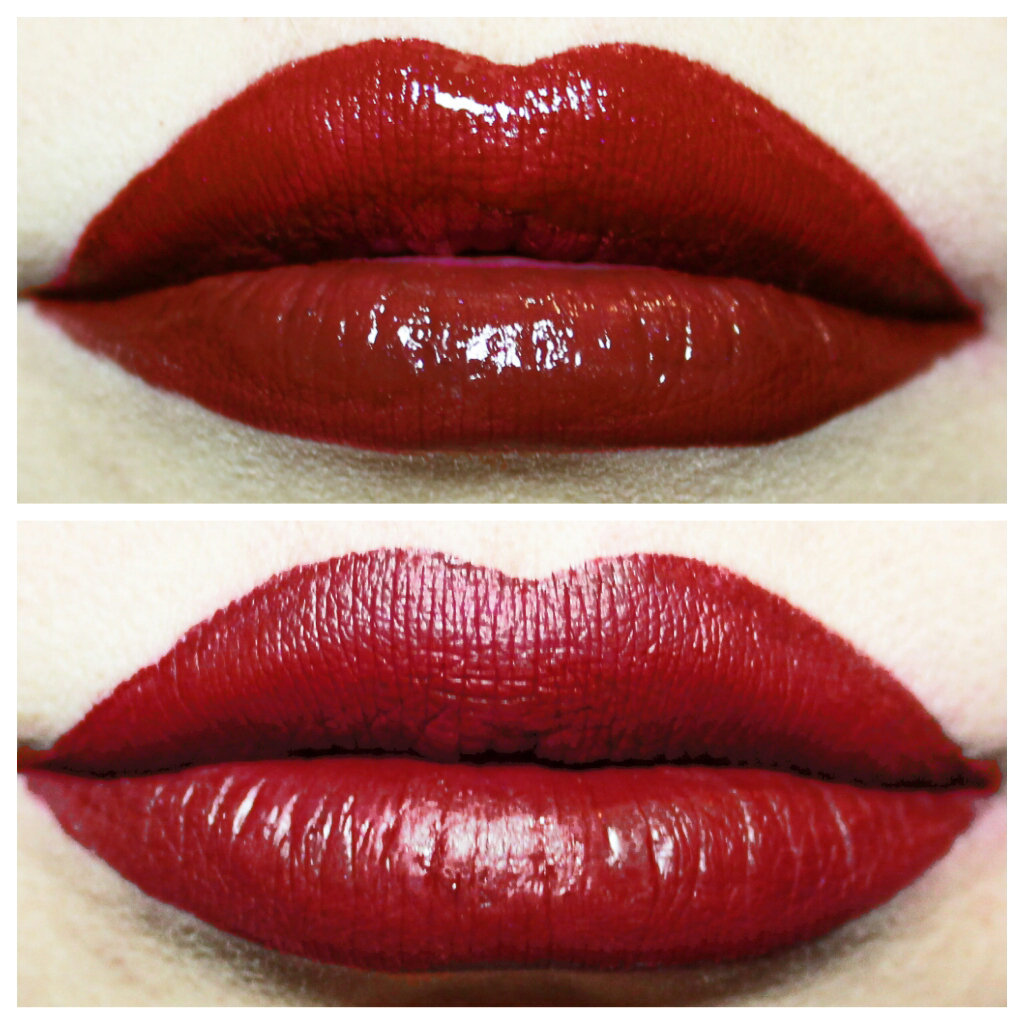power red liquid lipstick