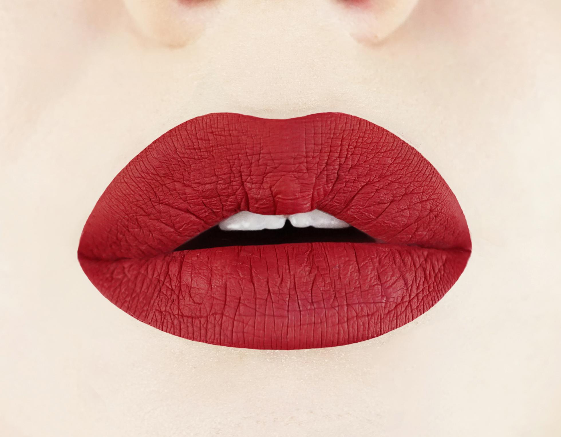 Rich Rosewood Matte Liquid Lipstick