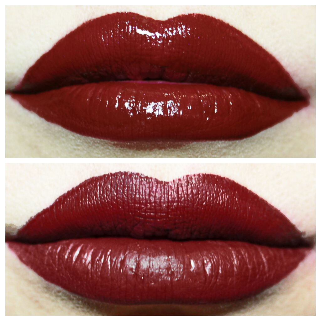 rich rosewood liquid lipstick