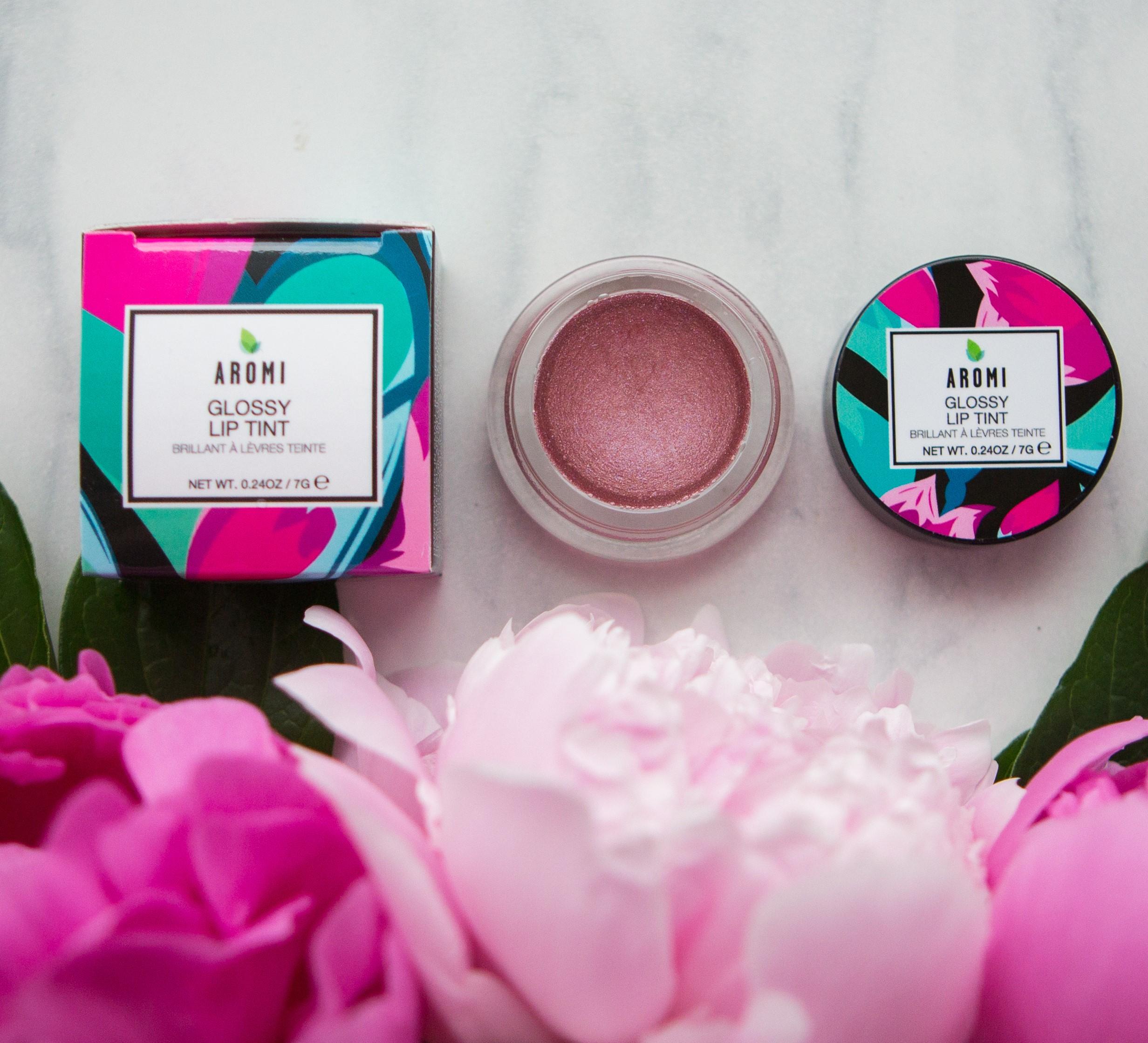 Aromi Rose Quartz Glossy Lip Tint